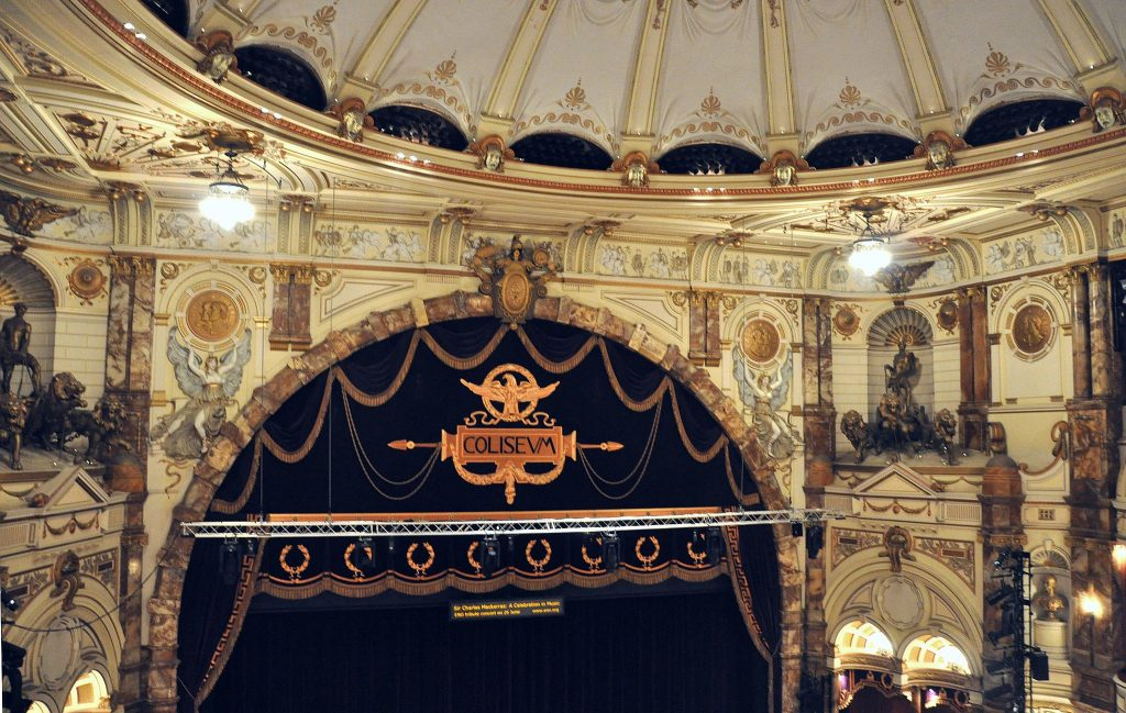 London Coliseum interior
