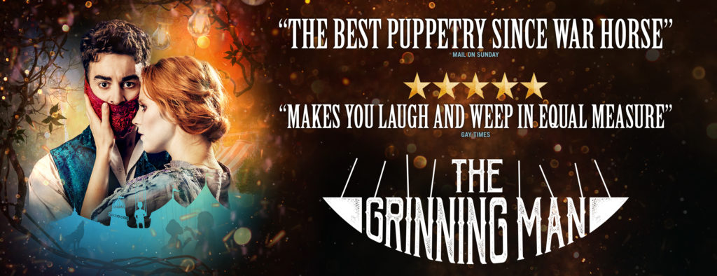 The Grinning Man Publicity Image