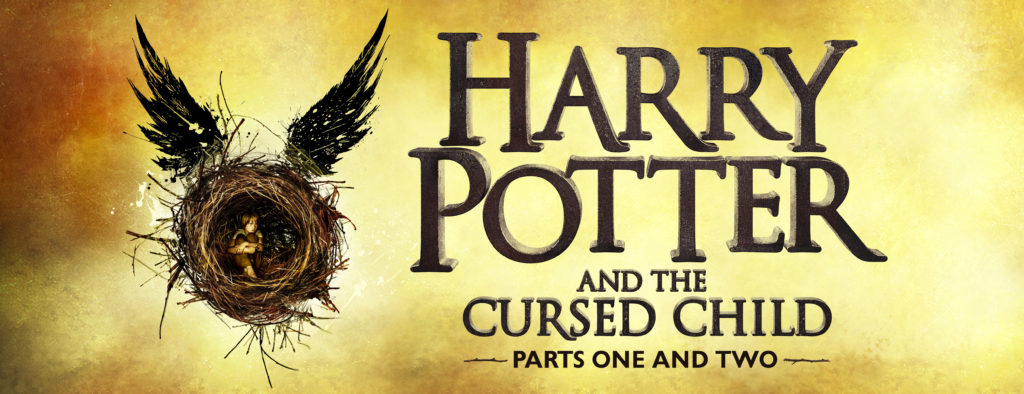 Harry Potter and the Cursed Child Publicity Image 2018