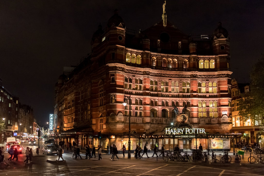 Palace Theatre, London, Image