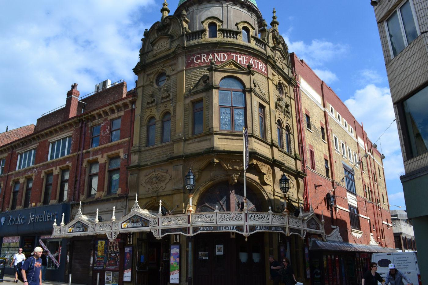 Blackpool Grand Theatre exterior