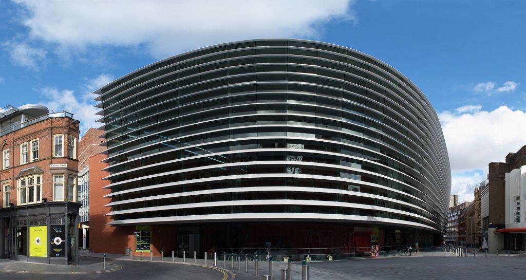 Curve Theatre exterior