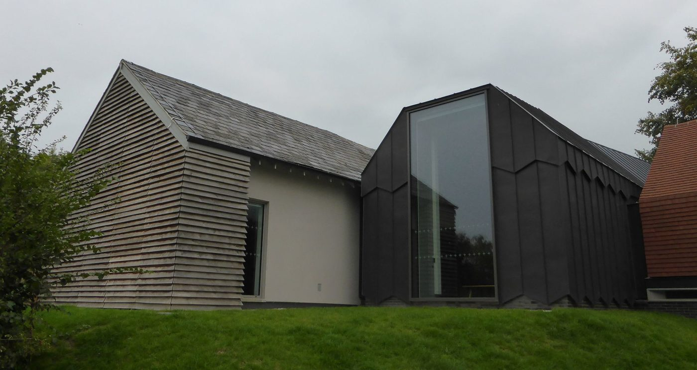 Ditchling Museum of Art and Craft exterior