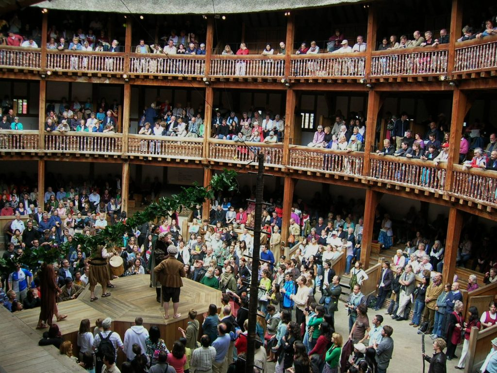 Shakespeare S Globe Vocaleyes