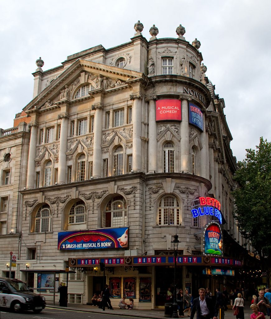 Novello Theatre VocalEyes