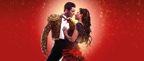 Strictly Ballroom promo