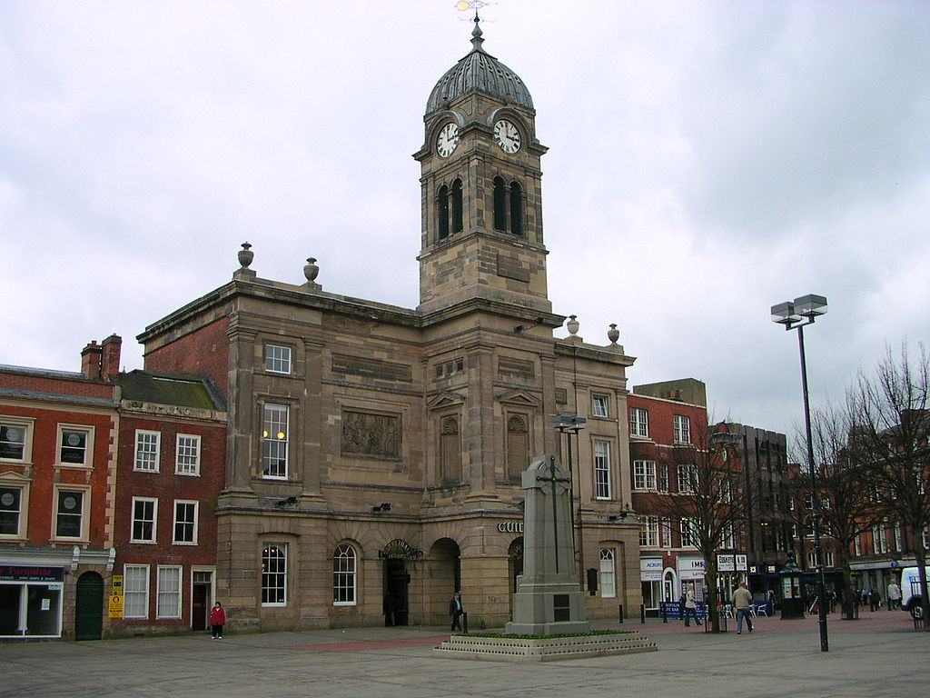 Guildhall Theatre Derby