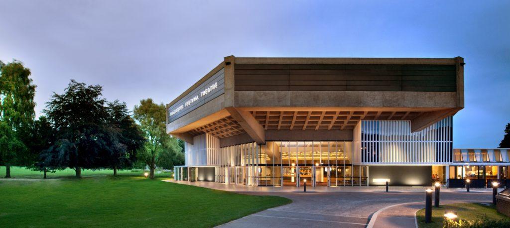Chichester Theatre exterior