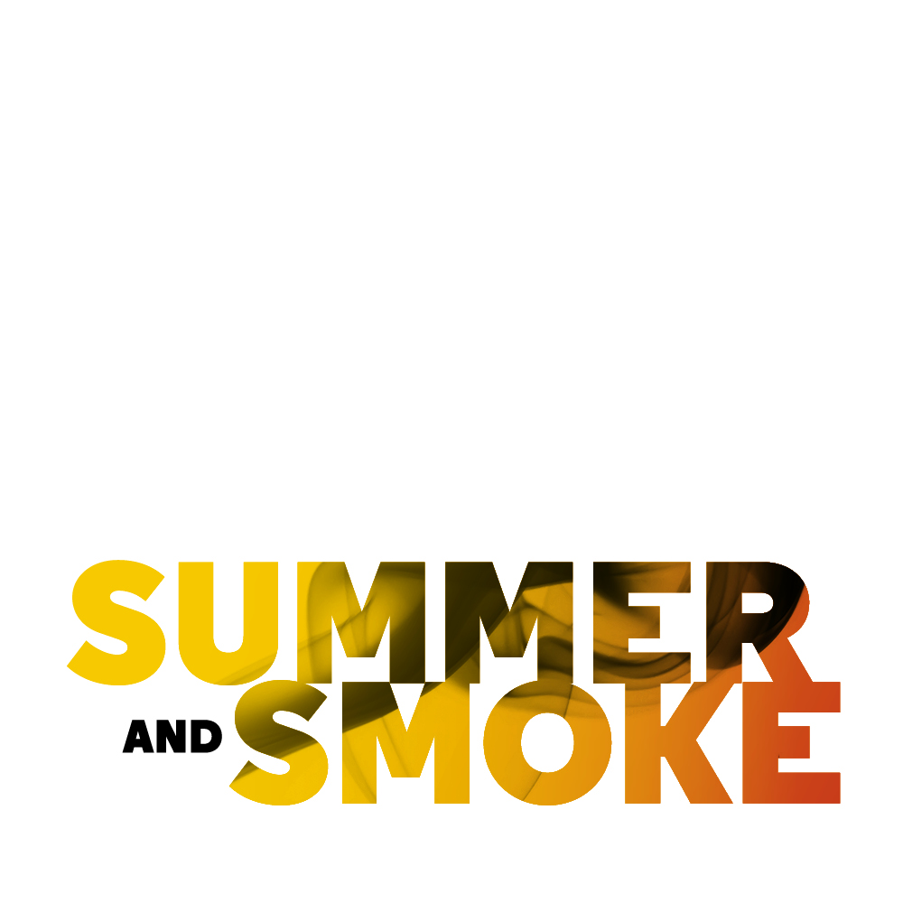 Summer and Smoke Publicity Image