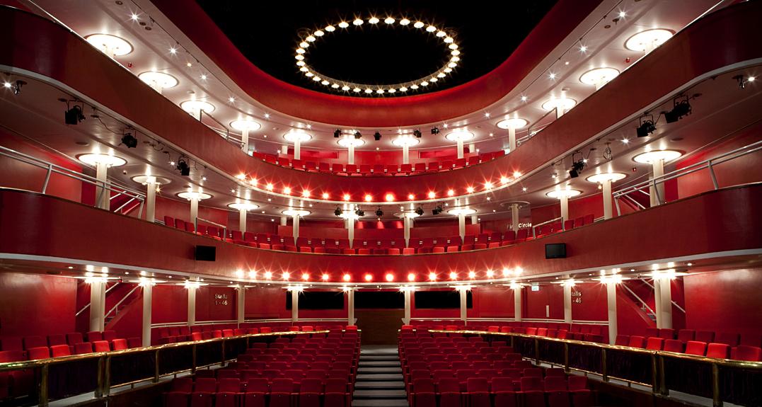 New Athenaeum Theatre interior
