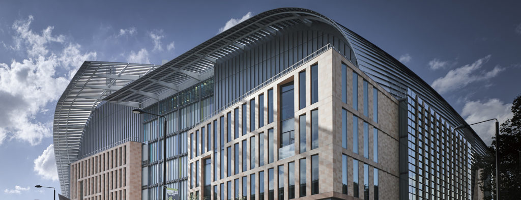 Francis Crick Institute exterior