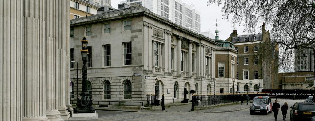 Trinity House exterior