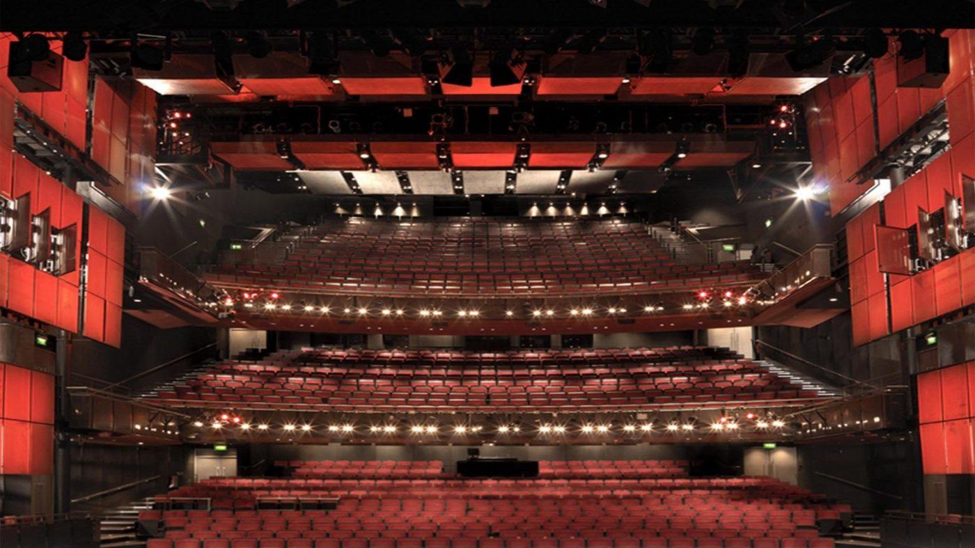 auditorium of Sadlers Wells