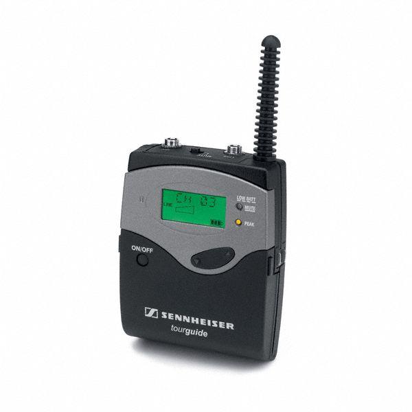 Tourguide transmitter