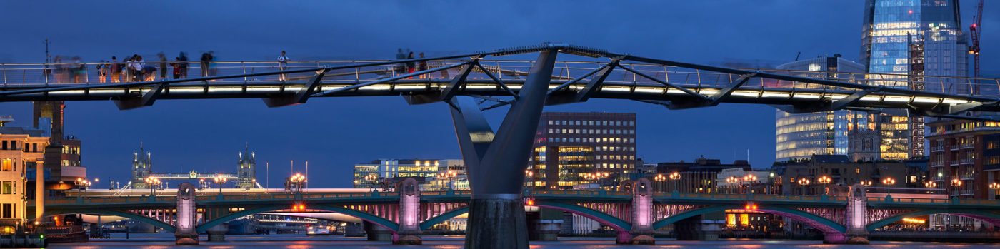 Illuminated River: Millennium Bridge. Copyright JamesNewton.jpg