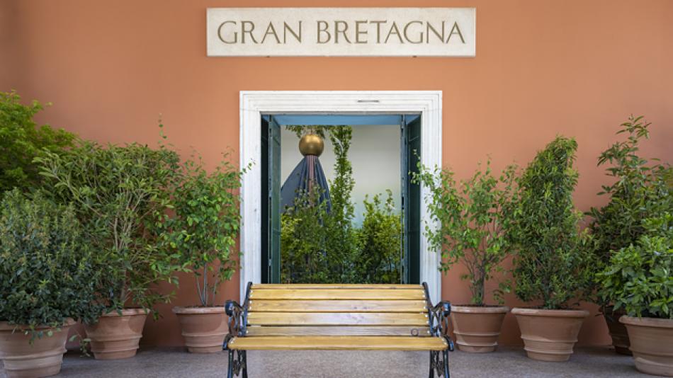 Venice Biennale British Pavilion